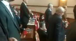 CHP'li bazı İBB Meclis Üyelerinden İstiklal Marşı'na saygısızlık!