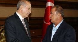 Cumhurbaşkanı Erdoğan'dan Fatih Terim'e geçmiş olsun telefonu