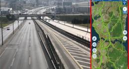 İstanbul trafiğinde tarihi bir durum
