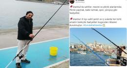 Laftan anlamayanlara sonunda balık tutmak yasaklandı
