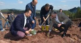 Pendik KAIDER, Onur Can Özcan için 2 bin fidan dikti