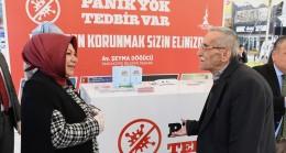Sancaktepe Belediyesi 'Acil Panik Butonu' sistemini hayata geçirdi