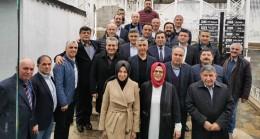 Sivaslılardan Üsküdar'da anlamlı buluşma