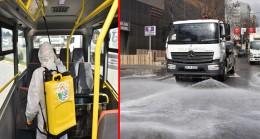 Tuzla Belediyesi temizlik çalışmalarına hız kesmeden devam ediyor