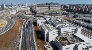 Başakşehir Şehir Hastanesi açılışa hazır