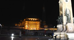 İstanbul geceleri sessiz ve sakin