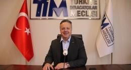 """TİM Başkanı Gülle """"15 milyonun üzerinde maske üretimi kapasitesine ulaştık"""""""