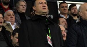 """Ümraniyespor Başkanı Tarık Aksar, """"Yayıncı kuruluş paramızı vermiyor"""""""