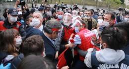 DİSK, 1 Mayıs için izinsiz Taksim'de