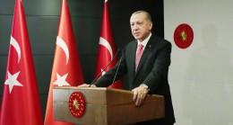 """Cumhurbaşkanı Erdoğan, """"Dokuz ilimizin giriş çıkış sınırlandırmasını sona erdirdik"""""""