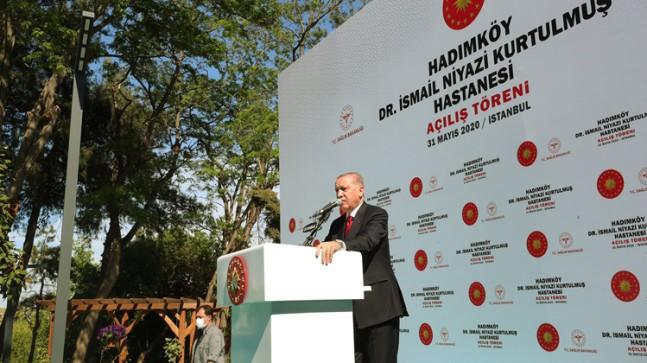 """Erdoğan, """"Bazı kendini bilmezler, fethi işgal olarak nitelendiriyorlar"""""""