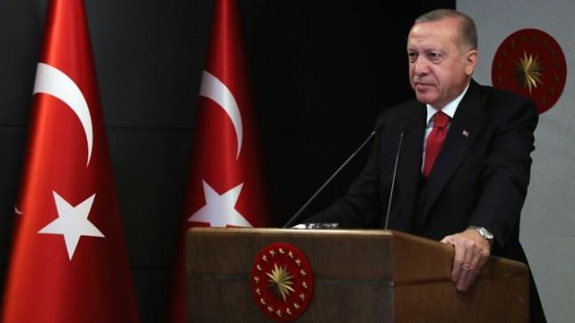 Erdoğan sınavlarla ilgili açıklama yaptı