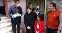 İstanbul Milletvekili Osman Boyraz'dan okumak isteyen kardeşlere destek sözü