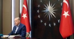 """Erdoğan, """"Millete tepeden bakan hiç kimsenin bu çatının altında yeri yoktur!"""""""