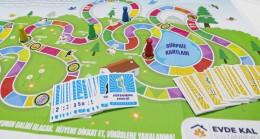 Sultanbeyli Belediyesi'nden evde kalanlara eğitici ve öğretici bir oyun seti