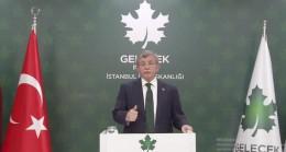 Ahmet Davutoğlu, Ayasofya ile ilgili hükümeti hedef aldı