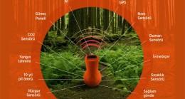 Akıllı Orman Kapsülü : 'NetOP Teknoloji'