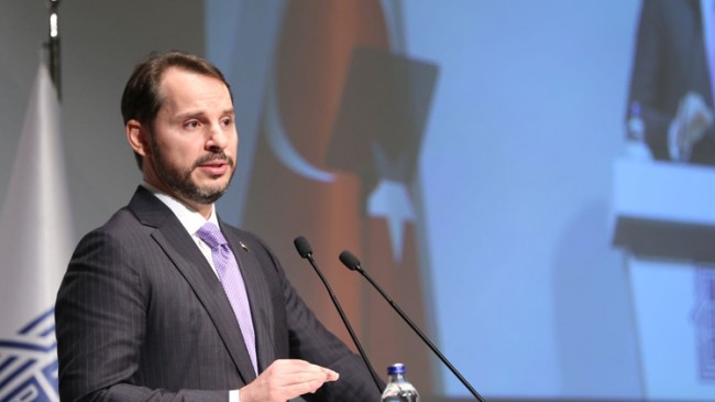 """Albayrak, """"Türkiye'nin ekonomisine güven Haziran ayında yüzde 73,5'e yükseldi"""""""