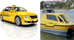 İBB'den İstanbul için yeni sarı taksi ve deniz taksi yolda