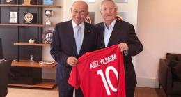 Nihat Özdemir, Fenerbahçe'den istifa etti