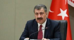 Sağlık Bakanı Fahrettin Koca, 'Toplam vakaların yüzde 80'i iyileşti'