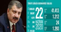 """Sağlık Bakanı Fahrettin Koca, """"Vaka sayımızı tedbirlerle azaltmalıyız"""""""