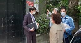 Soner Yalçın'ın kaçak villasını incelemeye gelen bakanlık ekiplerine kapı açılmadı