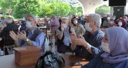 Üsküdarlı 65 yaş üstü büyüklerimiz Boğaz turu ile musmutlu oldu