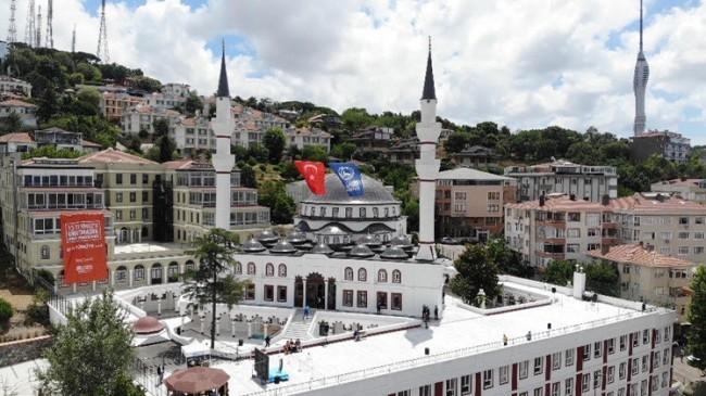 15 Temmuz Şehidi Ayanoğlu'nun adı Üsküdar'da bir camiye verildi