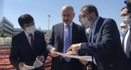 Bakan Karaismailoğlu, Sabiha Gökçen Havalimanı metro inşaatını denetledi