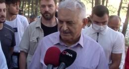 """Binali Yıldırım; Ayasofya, Fethin sembolü ve Fatih'in kılıç hakkıdır"""""""