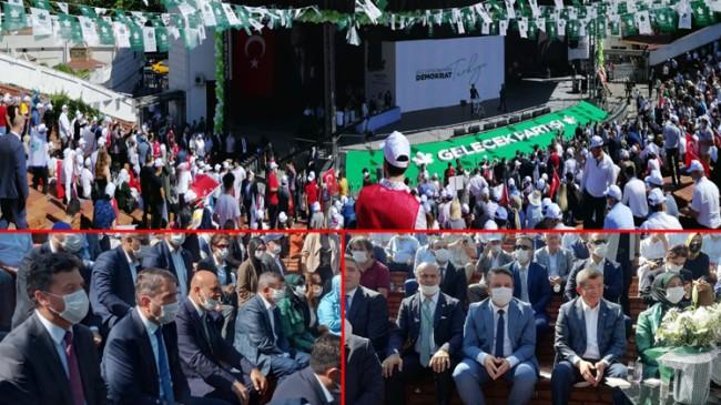 Gelecek Partisi, İstanbul Kongrelerini Esenyurt ilçesinden başlattı
