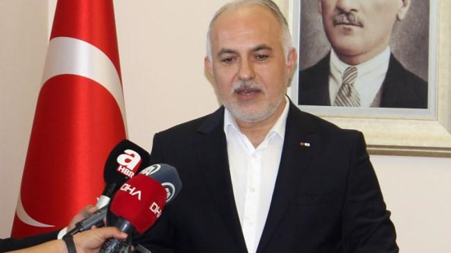 Kerem Kınık, AK Parti İstanbul teşkilatlarına teşekkür etti