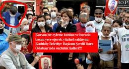 Şerdil Dara Odabaşı'nin HDP'nin korsan eyleminde ne işi var?