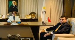 TÜMKİAD Genel Başkanı Nihat Tanrıkulu, üst düzey siyasi ziyaretler gerçekleştirdi