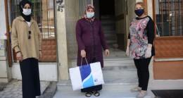 Tuzla Belediyesi Gönül Elleri Çarşısı'ndan Covid-19 tedbir desteği