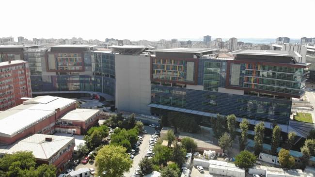Şehir hastanesi açılışa hazır