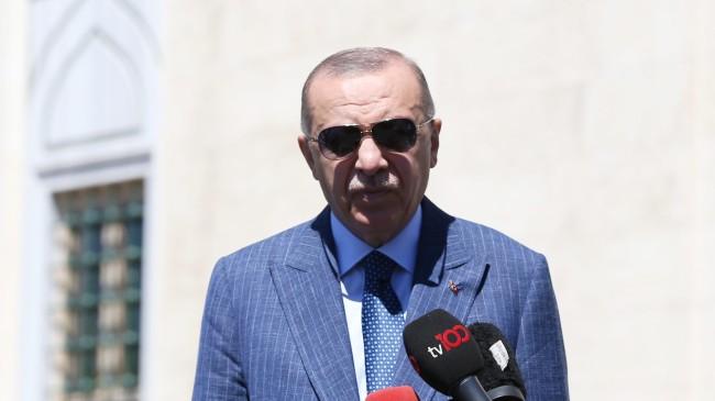 """Erdoğan, """"Karşılığını misliyle alırlar"""""""