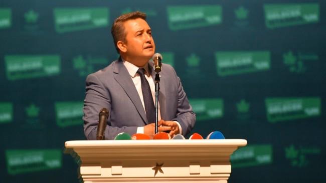 İsa Mesih Şahin, yeniden Gelecek Partisi İstanbul İl Başkanı