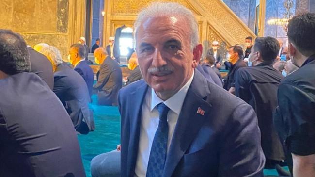 CHP'li Aktürk, İsmet Yıldırım'ı eleştirdi