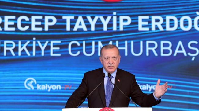 Erdoğan'dan büyük bir müjde yolda