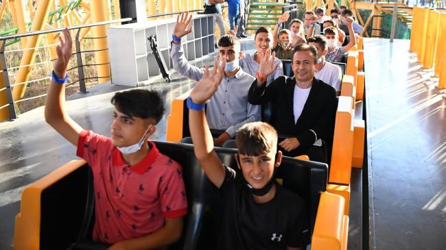 Tuzla Belediyesi, Diyarbakır'ın koca yürekli çocuklarını ağırladı