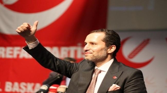 """Erbakan, """"Türkiye 150 milyar dolar borçsuz ve faizsiz kaynak üretebilir"""""""