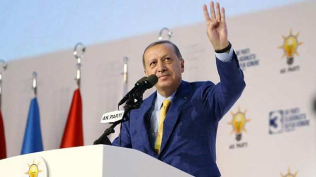 AK Parti kongreleri başladı