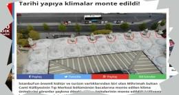 İstanbul Takipte'nin haberi ses getirdi