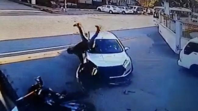 İstanbul'da meydana gelen kazalar