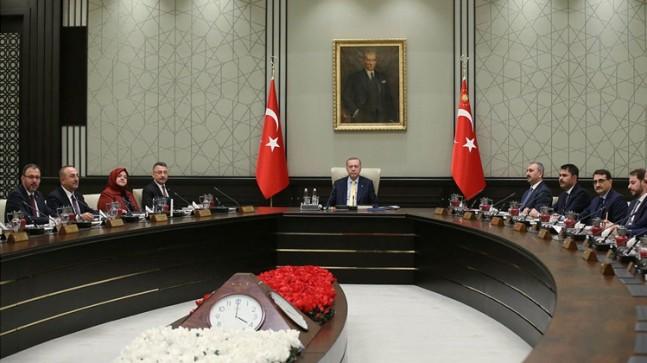 Kabine İstanbul Sözleşmesi'ni görüşecek