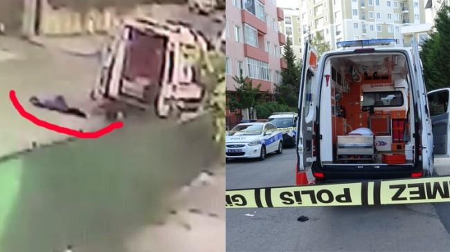 Pendik'te ambülans şoförünü vurdular