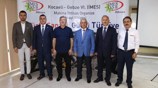 Ahmet Tokkan, İMES OSB'nin başkanı oldu