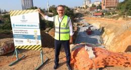 Başakşehir Belediyesi, İBB'nin durdurduğu işleri tamamlıyor